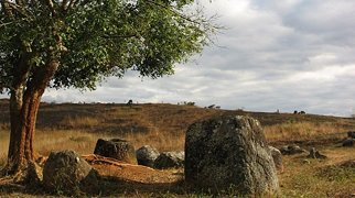Plain of Jars>