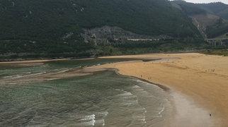 Playa Oriñon>