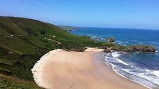 Playa Torimbia>