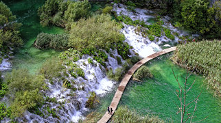 Plitvice Lakes National Park>