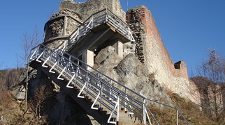 Poenari Castle>