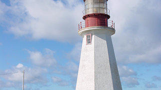 Point Riche Lighthouse>