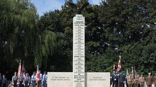 Polish War Memorial>
