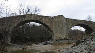Pont sur la Laye>