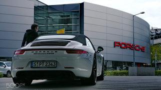 Porsche Museum, Stuttgart>