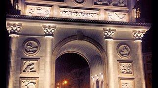 Porte de Macédoine>