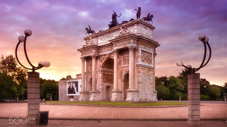 Porta Sempione>