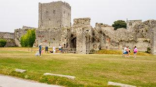 Portchester Castle>