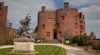 Powis Castle>