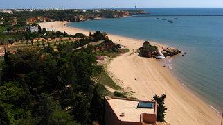 Praia da Angrinha, Ferragudo