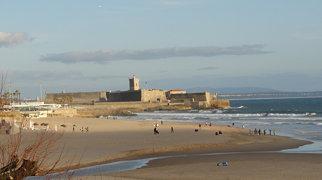 Praia de Carcavelos>