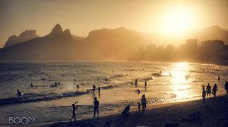 Praia de Ipanema>