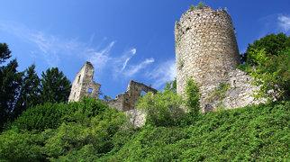 Prandegg Castle>
