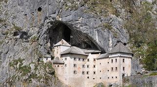 Predjama Castle>