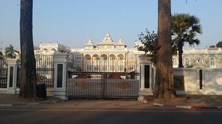 Presidential Palace (Laos)>