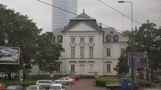 Przebendowski Palace>