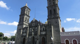Puebla Cathedral>