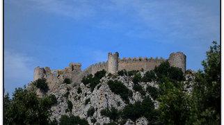 Puilaurens Castle>