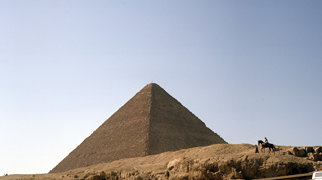 Pyramid of Khafre>