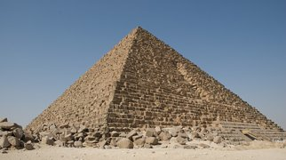 Pyramid of Menkaure>