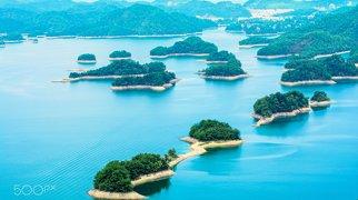 Λίμνη Τσιαντάο>