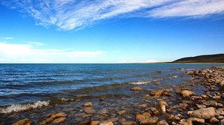 Qinghai Lake>