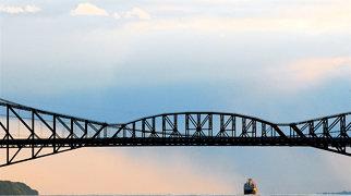 Quebec Bridge>