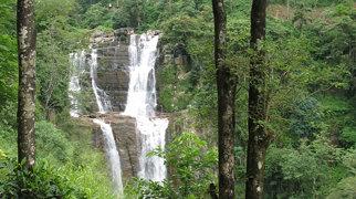 Ramboda Falls>