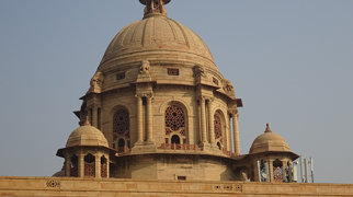 Pallati Rashtrapati Bhavan, Indi>