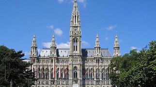 Ratusz w Wiedniu>