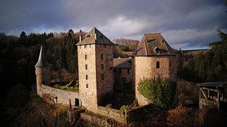 Reinhardstein Castle>