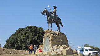 Reiterdenkmal, Windhoek>