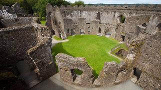 Restormel Castle>