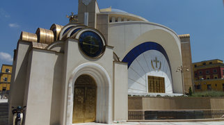 Resurrection of Christ Orthodox Cathedral of Tirana>