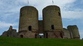 Rhuddlan Castle>