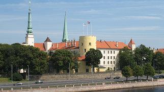 Riga Castle>