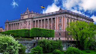 Parliament of Sweden>