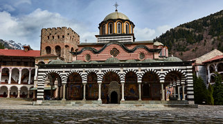 Rila Monastery>