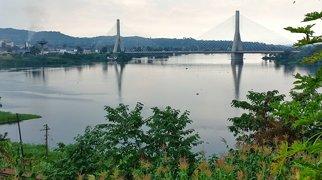 Ripon Falls>
