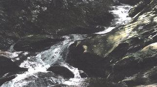Roaring Fork Falls (Yancey County)>