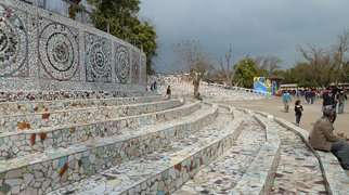 Rock Garden of Chandigarh>