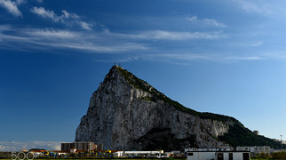 Rock of Gibraltar>