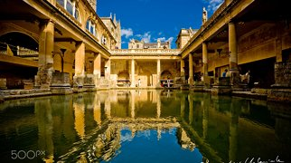 Roman Baths (Bath)>