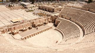 Théâtre antique d'Amman>