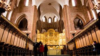 Katedrála v Roskilde>