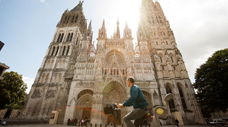 Rouen Cathedral>