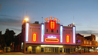 Roxy Community Theatre>