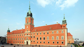 Royal Castle, Warsaw>