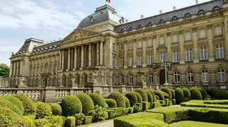 Royal Palace of Brussels>