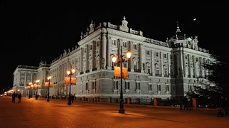 Royal Palace of Madrid>